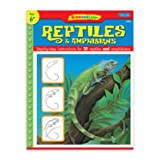 Foster Learn To Draw: Reptiles & Amphibians