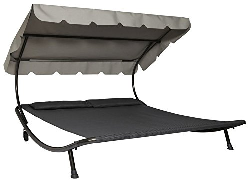 leco doppelliege anthrazit online bestellen. Black Bedroom Furniture Sets. Home Design Ideas