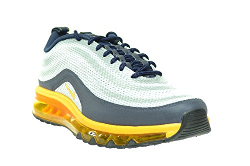 307fc331aa pictures of Nike Air Max 97-2013 Hyp Men's Shoes Pure Platinum/University  Gold