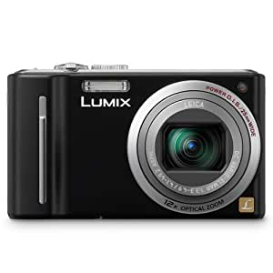 Panasonic Lumix DMC-ZS5 12.1 MP Digital Camera with 12x Optical Image Stabilized Zoom with 2.7-Inch LCD (Black)