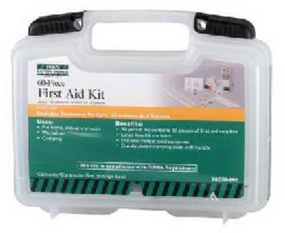 Safety Works 10068529 Small Travel First-Aid Kit from Safety Works
