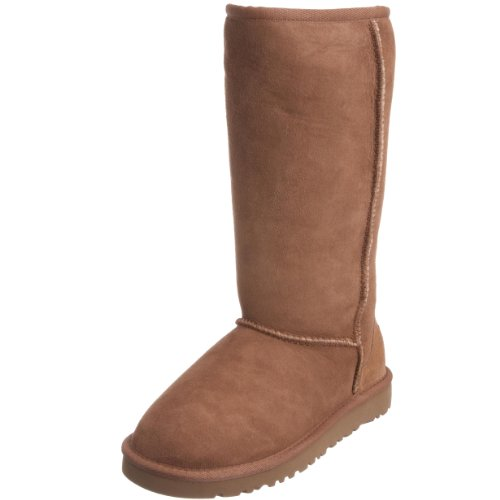 ugg classic tall chestnut size 6