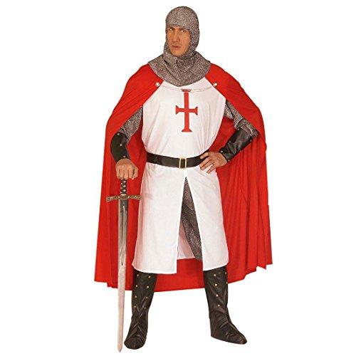 Ritterkostüm kreuzritter mittelalter kostüm kreuz ritter