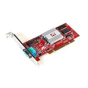 ATI Rage 128VR Adaptateur Graphique * 32 Mo DDR * PCI * VGA * Carte passive * Neuf