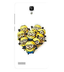 Doyen Creations Designer Printed High Qulaity Premium case Back Cover For Xiaomi Redmi Note 4G