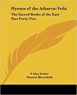 Amazon.com: Hymns of the Atharva-Veda: The Sacred Books of ...