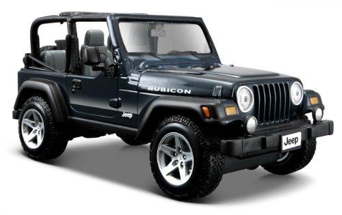 Maisto Special Edition 1:27 Jeep Wrangler Rubicon