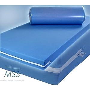air beds mss poly rollmatratze schaumstoff matratze. Black Bedroom Furniture Sets. Home Design Ideas