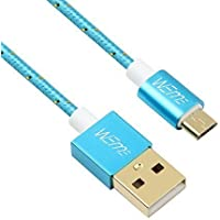 WEme 3-Foot Micro USB Cable (Multiple Colors)