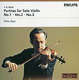 バッハ:無伴奏ヴァイオリンのためのパルティータ