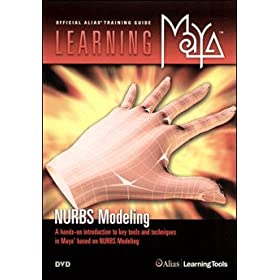 Learning Maya: Nurbs Modeling