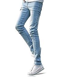 Demon&Hunter YOUTH Series Men's Skinny Slim Jeans DH8008(31)