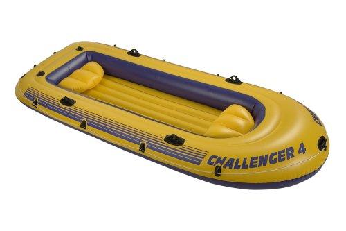 лодка челленджер 400