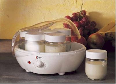Euro Cuisine Yogurt Maker.