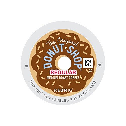 The Original Donut Shop, Regular, Medium Extra Bold, Keurig K-Cups, 72 Count