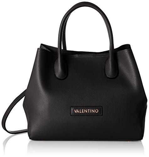 Valentino VBS1F801, Borsa a Spalla Donna, Nero (Nero), 32x25x16 cm (B x H x T)