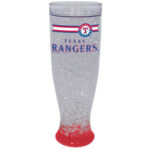MLB Texas Rangers Ice Pilsner Glass at Amazon.com