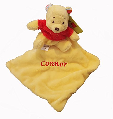 personalised-embroidered-disney-baby-pooh-comforter-blankie-comfort-blanket