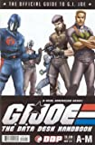 GI Joe Comic Data Desk Handbook A-M by Devils Due