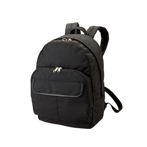 Relevart 海外旅行用品 街歩きバッグ レレバート トラベルリュック2ブラック