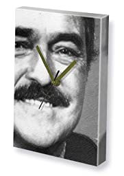 JAMES DOOHAN - Canvas Clock (LARGE A3 - Signed by the Artist) #js001