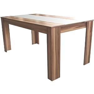 esszimmertisch esstisch rico l160xb90xh75cm melamin. Black Bedroom Furniture Sets. Home Design Ideas