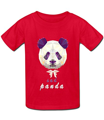 Ta Dey Beautiful pattern Sad Panda Tshirt for Mens XXL red (Dr Panda Ga compare prices)