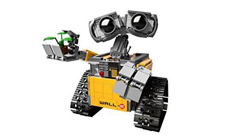 LEGO Ideas WALLE 676pieza(s) - juegos de construcción (Película, Cualquier género, Multi)