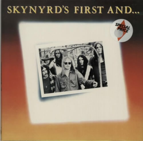 Original album cover of Skynyrd's First And... Last - Sleeve Not Mint by Lynyrd Skynyrd