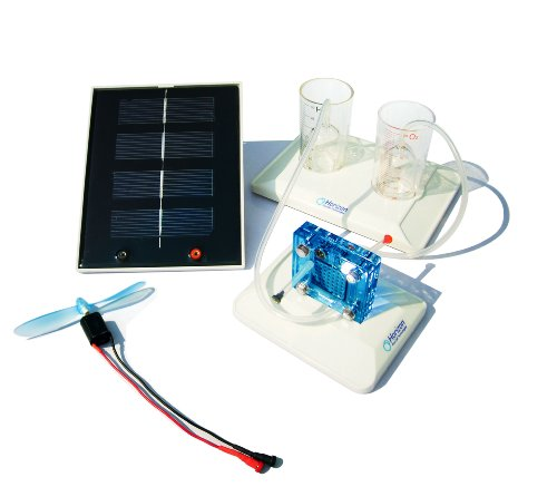 solar hydrogen and fuel cell A fuel cell is a device that converts chemical potential energy (energy stored in molecular bonds) into electrical energy a pem (proton exchange membrane) cell uses hydrogen gas (h 2) and oxygen gas (o 2) as fuel.