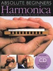 Absolute Beginners: Harmonica (Book And CD)