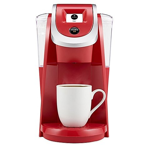 Keurig 2.0 K250 Coffee Brewing System (Imperial Red)