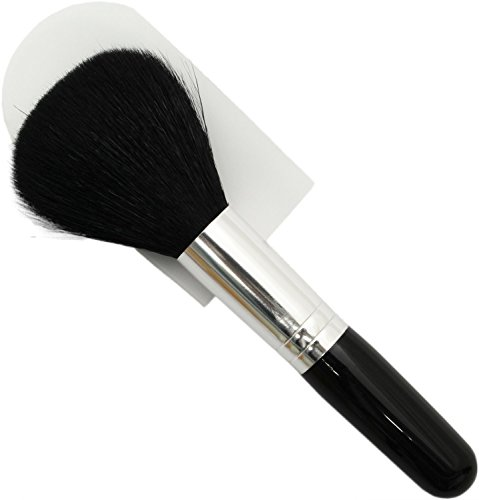 熊野筆 メイクブラシ KUシリーズ パウダーブラシ 山羊毛 -