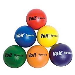 Voit 8 1/4\'\' \'\'Special\'\' Tuff Balls Set of 6