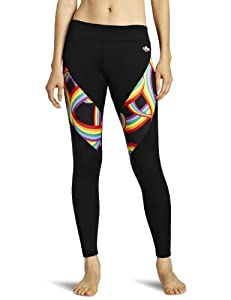 Buy Hot Chillys Ladies Micro Elite Chamois Jalapeno Print Tight by Hot Chillys