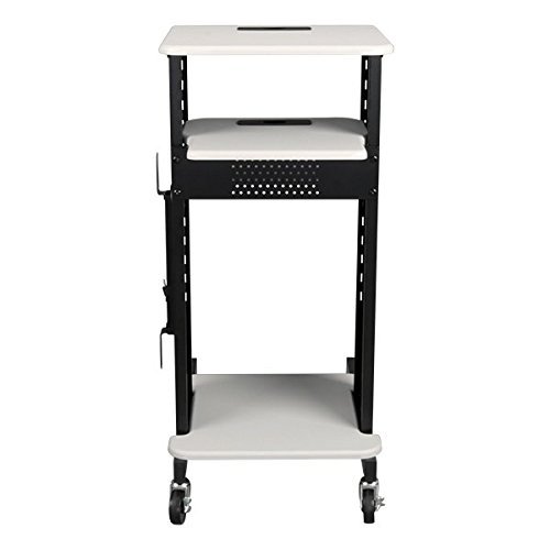 Norwood mercial Furniture NOR TY 1000 Laptop Caddy Cart