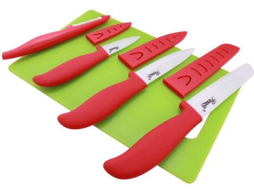 Kyocera Ceramic Knife Set
