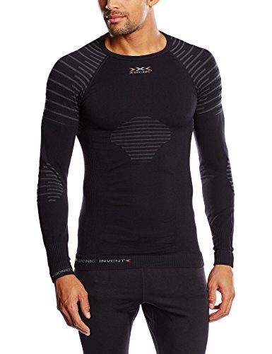 x-bionic-i020270-maglie-con-maniche-lunghe-invent-uomo-nero-black-anthracite-l