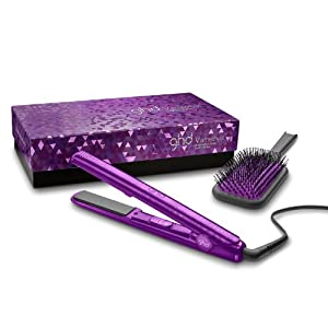 ghd V Jewel Collection Amethyst Styler Set
