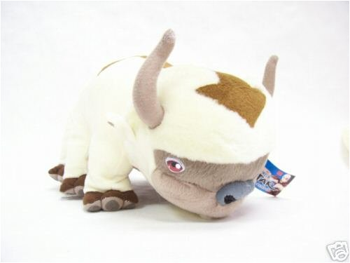 """30"""" Appa Plush Huge Jumbo Toy From Avatar the Last Airbender"""