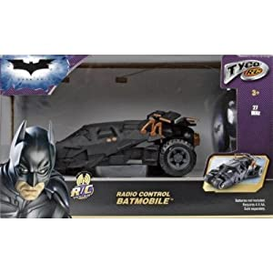 Mattel: TYCO R/C BATMAN Radio Control BATMOBILE