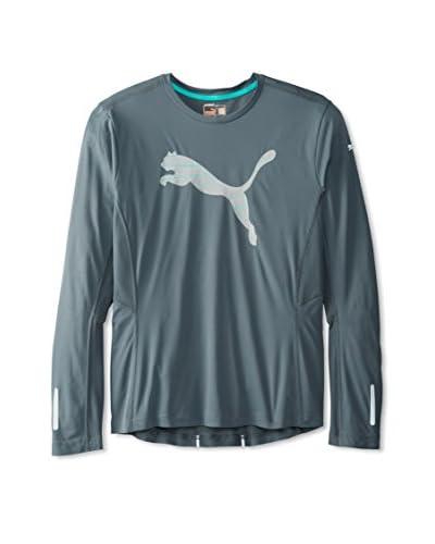 PUMA Men's Pr Pure Nightcat Long Sleeve Shirt