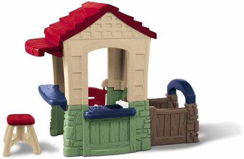 An Image of Little Tikes Secret Garden Playhouse