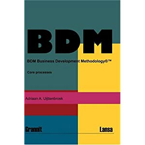 BDM Business Development Methodology, Core Processes