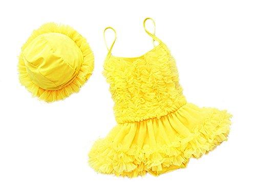 astage-performance-disfraz-princesa-lace-de-1-pieza-banador-para-bebe-nina-color-amarillo-tamano-xxl