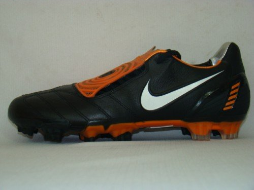 3d85889a8 3 Best Buy Nike Total90 Laser II K-FG Mens Soccer Cleats Black White ...
