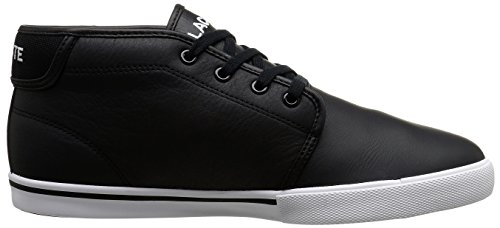 Lacoste Men's Ampthill Lcr3 Shoe, black, 10 M US