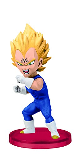 Banpresto Dragon Ball Z Vegeta World Collectible Figure, Episode of Boo Volume 1 - 1