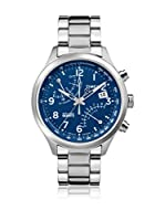 Timex Reloj de cuarzo Man Intelligent Fly-back Chronograph 43.0 mm