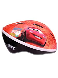 Disney Cars 2 Strong Lightweight Bike Helmet